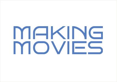 Making Movies logo design