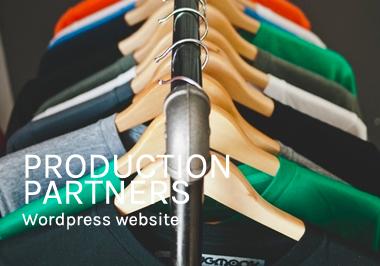 Production Partners website
