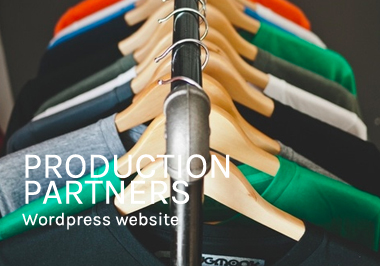 Production Partners website